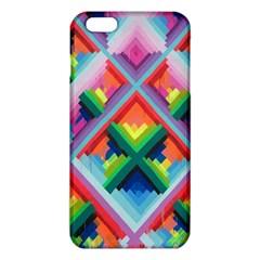 Rainbow Chem Trails Iphone 6 Plus/6s Plus Tpu Case by Nexatart