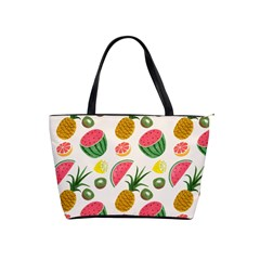 Fruits Pattern Shoulder Handbags by Nexatart