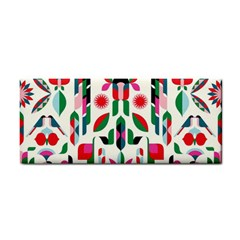 Abstract Peacock Cosmetic Storage Cases by Nexatart