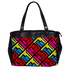 Hert Graffiti Pattern Office Handbags by Nexatart