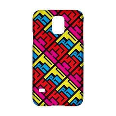 Hert Graffiti Pattern Samsung Galaxy S5 Hardshell Case  by Nexatart