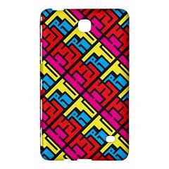 Hert Graffiti Pattern Samsung Galaxy Tab 4 (7 ) Hardshell Case  by Nexatart