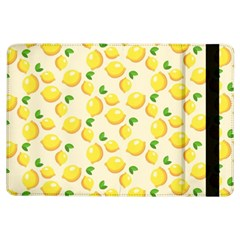 Lemons Pattern Ipad Air Flip by Nexatart