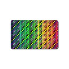 Patterns For Wallpaper Magnet (name Card) by Nexatart