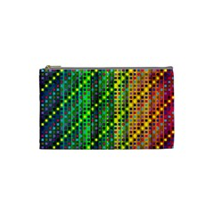 Patterns For Wallpaper Cosmetic Bag (small)  by Nexatart