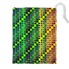 Patterns For Wallpaper Drawstring Pouches (xxl) by Nexatart