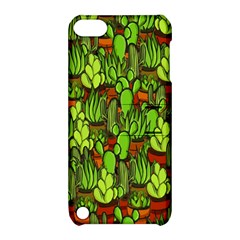 Cactus Apple Ipod Touch 5 Hardshell Case With Stand by Valentinaart
