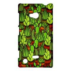 Cactus Nokia Lumia 720 by Valentinaart