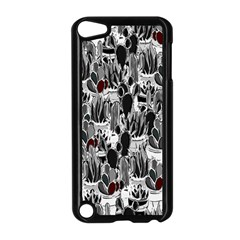 Cactus Apple Ipod Touch 5 Case (black) by Valentinaart