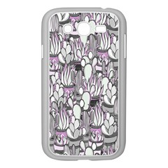 Cactus Samsung Galaxy Grand Duos I9082 Case (white) by Valentinaart