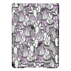 Cactus Ipad Air Hardshell Cases by Valentinaart