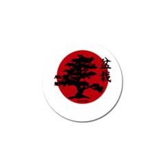 Bonsai Golf Ball Marker (10 Pack) by Valentinaart
