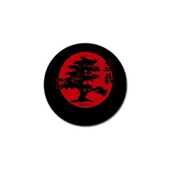 Bonsai Golf Ball Marker (10 Pack) by Valentinaart