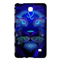 Sign Leo Zodiac Samsung Galaxy Tab 4 (7 ) Hardshell Case  by Mariart
