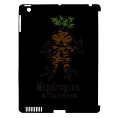 Mandrake Plant Apple Ipad 3/4 Hardshell Case (compatible With Smart Cover) by Valentinaart