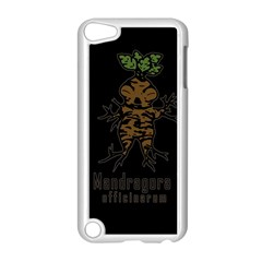 Mandrake Plant Apple Ipod Touch 5 Case (white) by Valentinaart