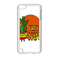 Cactus   Free Hugs Apple Ipod Touch 5 Case (white) by Valentinaart