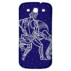 Aquarius Zodiac Star Samsung Galaxy S3 S Iii Classic Hardshell Back Case by Mariart