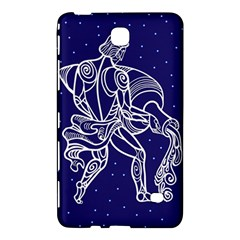 Aquarius Zodiac Star Samsung Galaxy Tab 4 (8 ) Hardshell Case  by Mariart