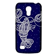 Cancer Zodiac Star Galaxy S4 Mini by Mariart