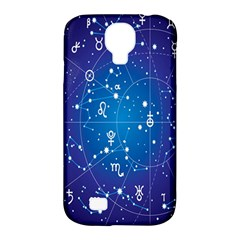 Astrology Illness Prediction Zodiac Star Samsung Galaxy S4 Classic Hardshell Case (pc+silicone) by Mariart