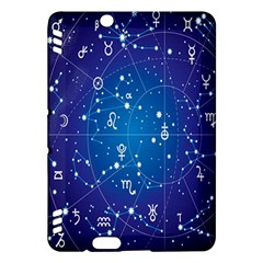 Astrology Illness Prediction Zodiac Star Kindle Fire Hdx Hardshell Case by Mariart