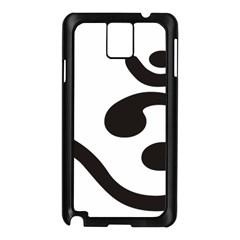 Bengali Om Symbol Samsung Galaxy Note 3 N9005 Case (black) by abbeyz71