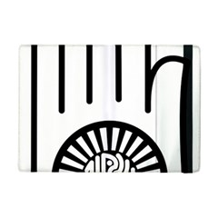 Janism Ahimsa Symbol  Ipad Mini 2 Flip Cases by abbeyz71