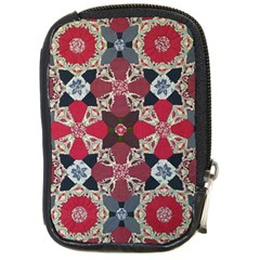 Beautiful Art Pattern Compact Camera Cases by Nexatart