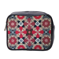 Beautiful Art Pattern Mini Toiletries Bag 2 Side