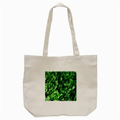 Green Attack Tote Bag (cream) by Nexatart