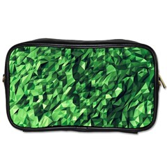 Green Attack Toiletries Bags 2 Side by Nexatart