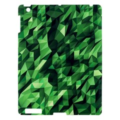 Green Attack Apple Ipad 3/4 Hardshell Case by Nexatart