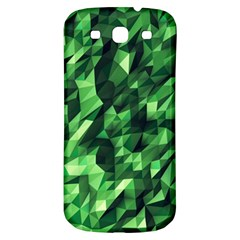Green Attack Samsung Galaxy S3 S Iii Classic Hardshell Back Case by Nexatart