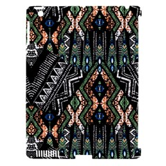 Ethnic Art Pattern Apple Ipad 3/4 Hardshell Case (compatible With Smart Cover) by Nexatart