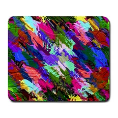 Tropical Jungle Print And Color Trends Large Mousepads by Nexatart