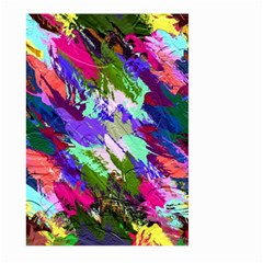 Tropical Jungle Print And Color Trends Large Garden Flag (two Sides) by Nexatart
