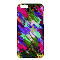 Tropical Jungle Print And Color Trends Apple Iphone 6 Plus/6s Plus Hardshell Case by Nexatart