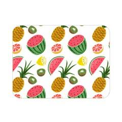Fruits Pattern Double Sided Flano Blanket (Mini)  by Nexatart