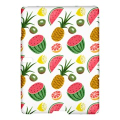 Fruits Pattern Samsung Galaxy Tab S (10 5 ) Hardshell Case  by Nexatart