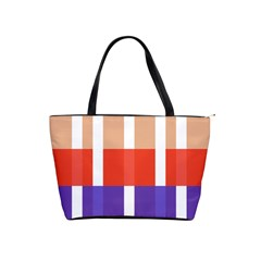 Compound Grid Shoulder Handbags by Nexatart