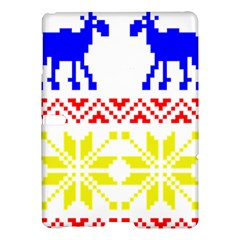 Jacquard With Elks Samsung Galaxy Tab S (10 5 ) Hardshell Case  by Nexatart