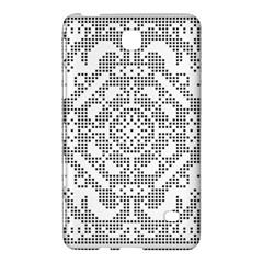 Mosaic Pattern Cyberscooty Museum Pattern Samsung Galaxy Tab 4 (8 ) Hardshell Case  by Nexatart