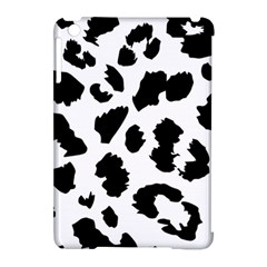 Leopard Skin Apple Ipad Mini Hardshell Case (compatible With Smart Cover) by Nexatart