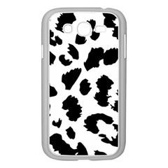 Leopard Skin Samsung Galaxy Grand Duos I9082 Case (white) by Nexatart