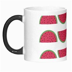 Watermelon Pattern Morph Mugs by Nexatart