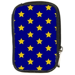 Star Pattern Compact Camera Cases by Nexatart
