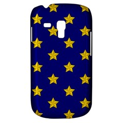 Star Pattern Galaxy S3 Mini by Nexatart