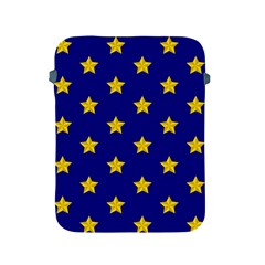 Star Pattern Apple Ipad 2/3/4 Protective Soft Cases by Nexatart