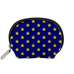 Star Pattern Accessory Pouches (small)  by Nexatart